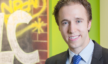 Craig Kielburger inspires and motivates with visit to campus