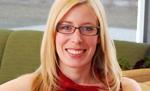 Education graduate Morgan Blair researches student retention