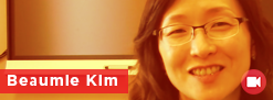 Beaumie Kim discusses her research